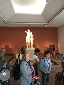 2017.10.12, Archaeological Museum of Olympia, Greece