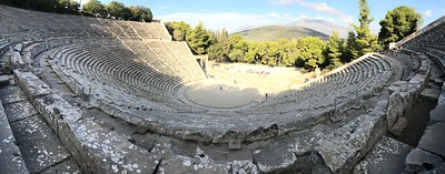 2017.10.15, Theater of Epidaurus, Greece
