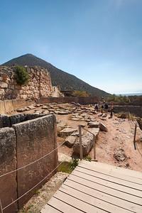 2017.10.15, Grave Circle A, Mycenae, Greece