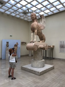 2017.10.17, Delphi Archaeological Museum, Greece