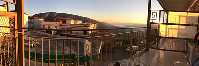 2017.10.17, Balcony, Nidimos Hotel, Delphi, Greece