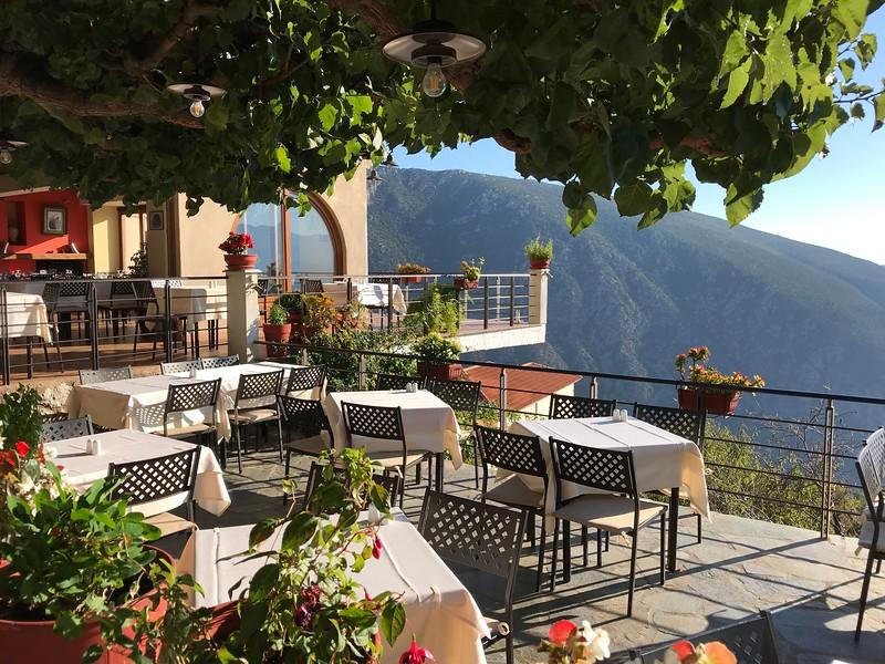 To Patriko Mas Taverna, Delphi, Greece, 2017.10.17