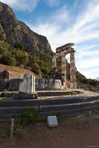 2017.10.18, The Tholos of Athena Pronaia, Delphi, Greece