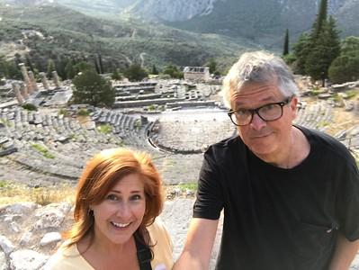 2017.10.18, The Theater, Delphi, Greece