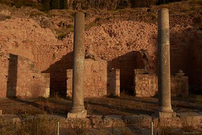 2017.10.18, Roman Agora, Delphi, Greece