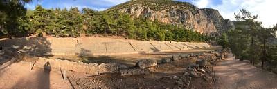 2017.10.18, The Stadium, Delphi, Greece