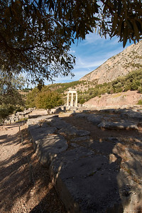 2017.10.18, The Tholos of Athena Pronaia, Delphi, Greece