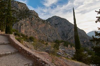 2017.10.18, Mount Parnassus, Delphi, Greece