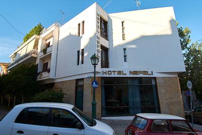 2017.10.19, Hotel Nefeli, Athens, Greece