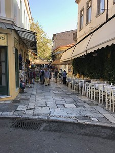 2017.10.20, The Plaka, Athens, Greece