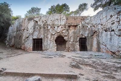 "2017.10.20, ""Socrates' Prison"", Athens, Greece"