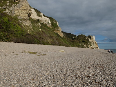 Beach between Beer and Branscombe