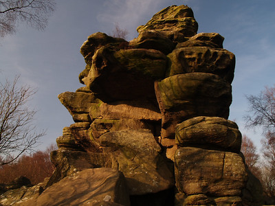 23rd March 2009. Brimham Rocks