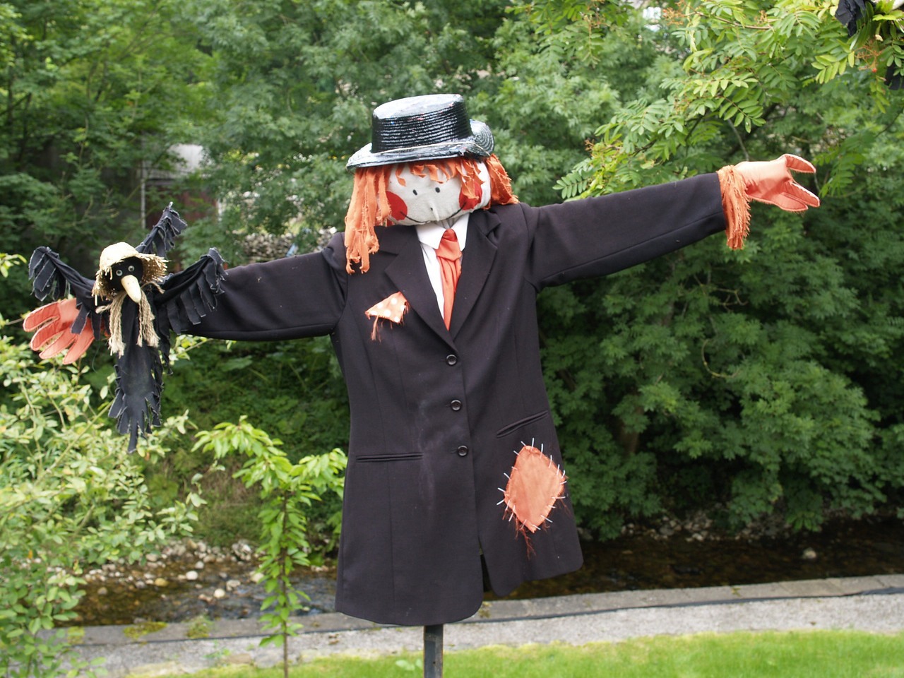Kettlewell Scarecrow Festival 2011 - see more of these in the In Depth gallery
