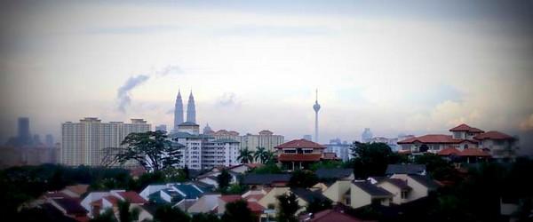 Good Morning Kuala Lumpur!