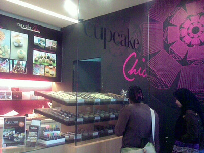 And a stopover for cupcake of course!