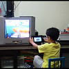 Straight to his Wii U