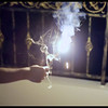 Trying out some sparklers<br /> Ramadan 2013