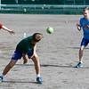 Helsingfors 4.6.2014. Helsinki Handball Camp. Brunakärrs idrottshall. Foto: Patrik Lindström
