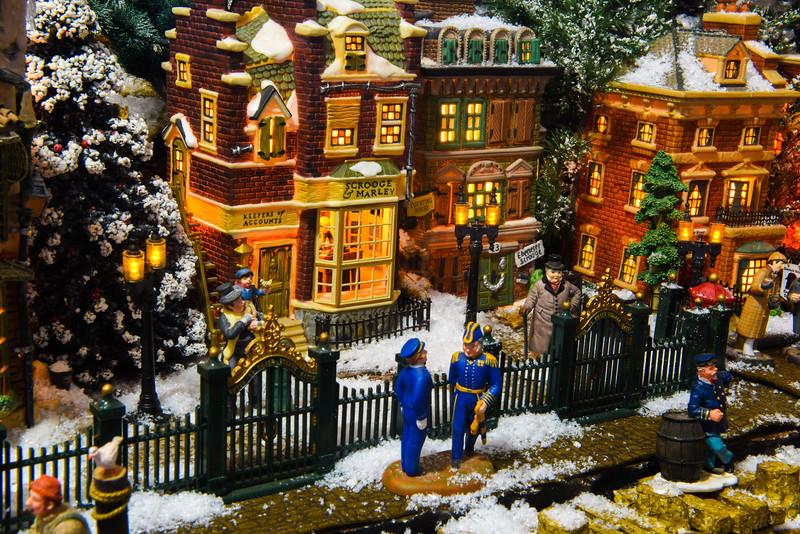 Scrooge Properties