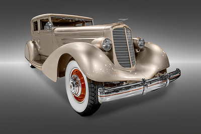 1929 Duesenberg Model JS