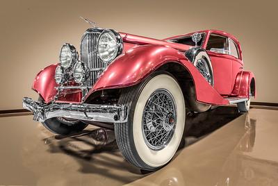 1933 Duesenberg Model J Touring Sedan