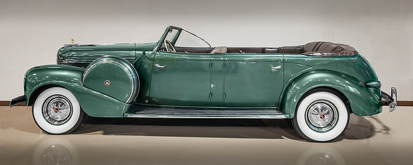 1939 Chrysler C-24 Custom Imperial Parade Phaeton
