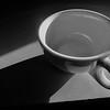 Coffee Cup B/W