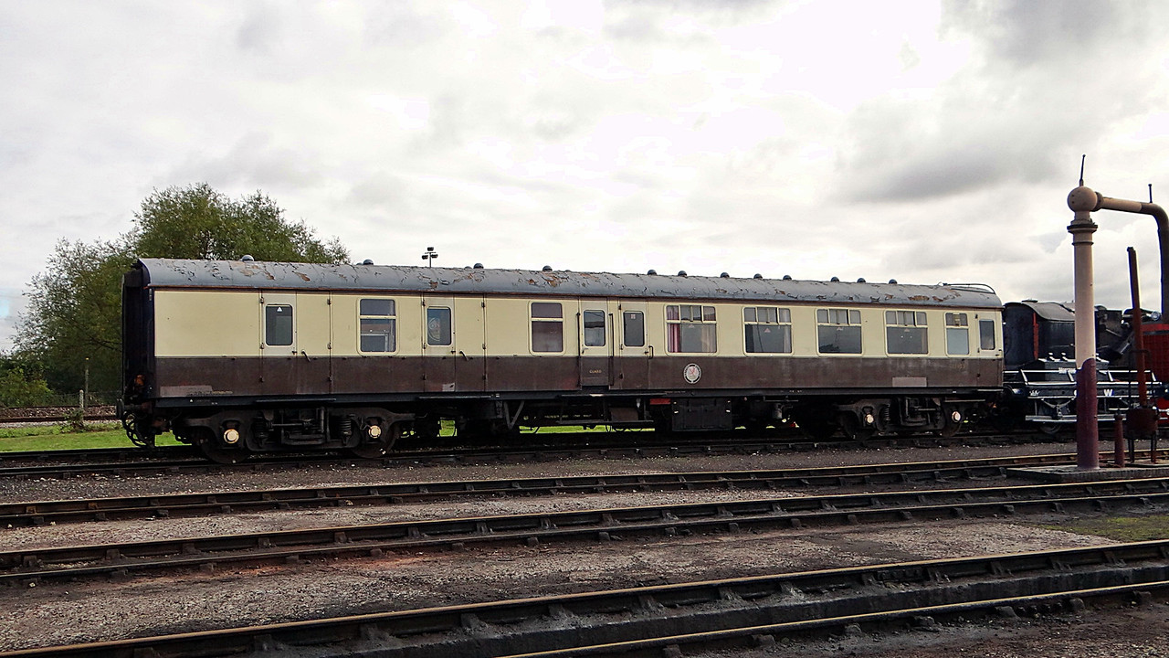 BR 35453 Corridor Brake Second. 13,10,2012