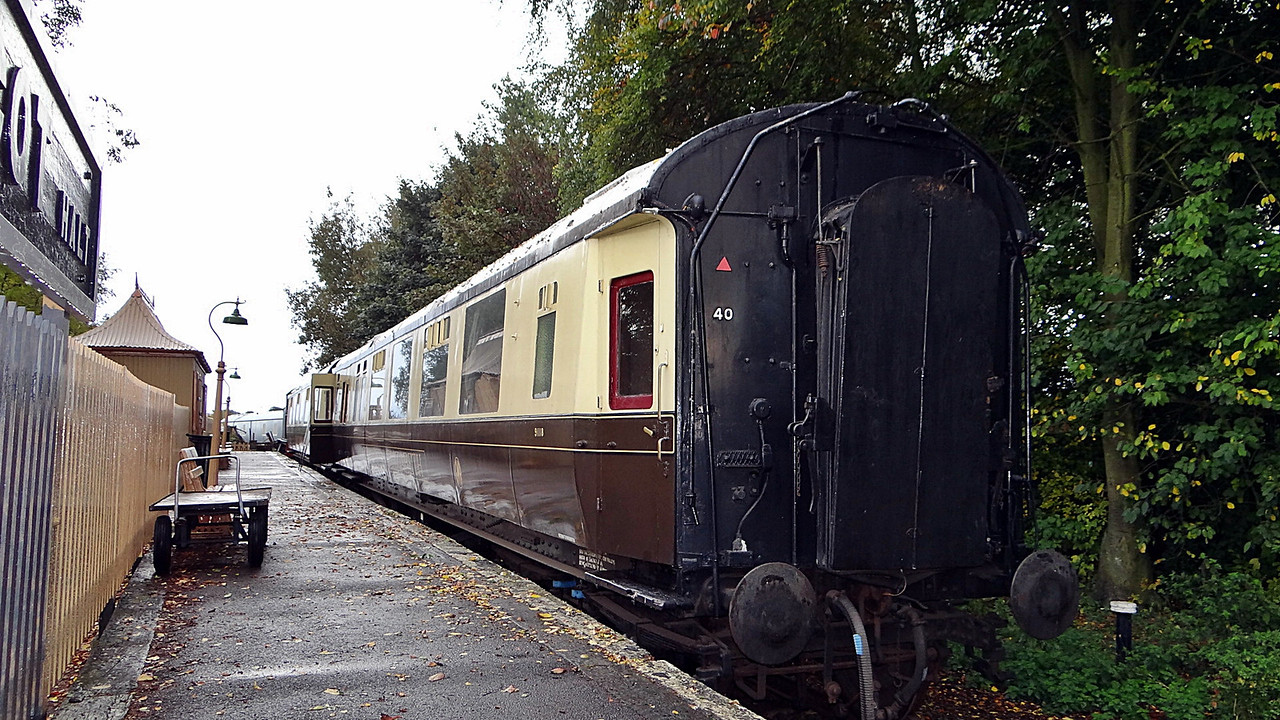 GWR 9118 Collett Ocean SaloonKitchen Princess Elizabeth 13,10,2012