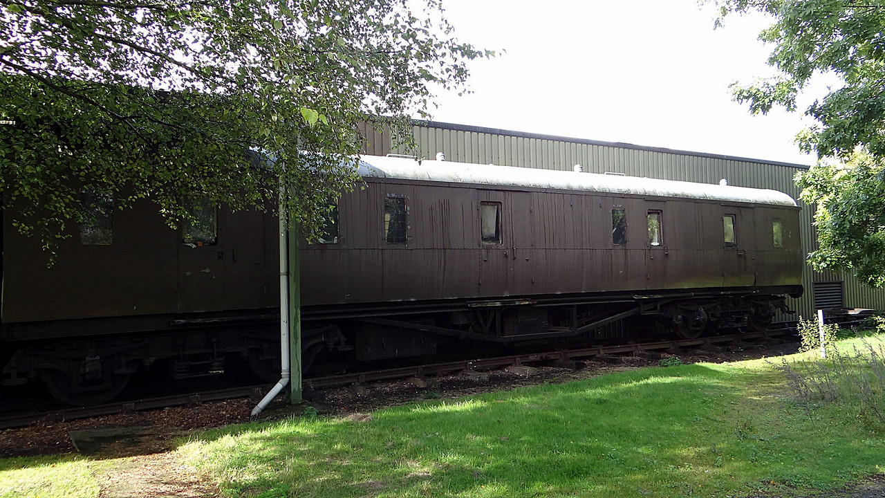 GWR 111 Collett BG Flat End 13,10,2012