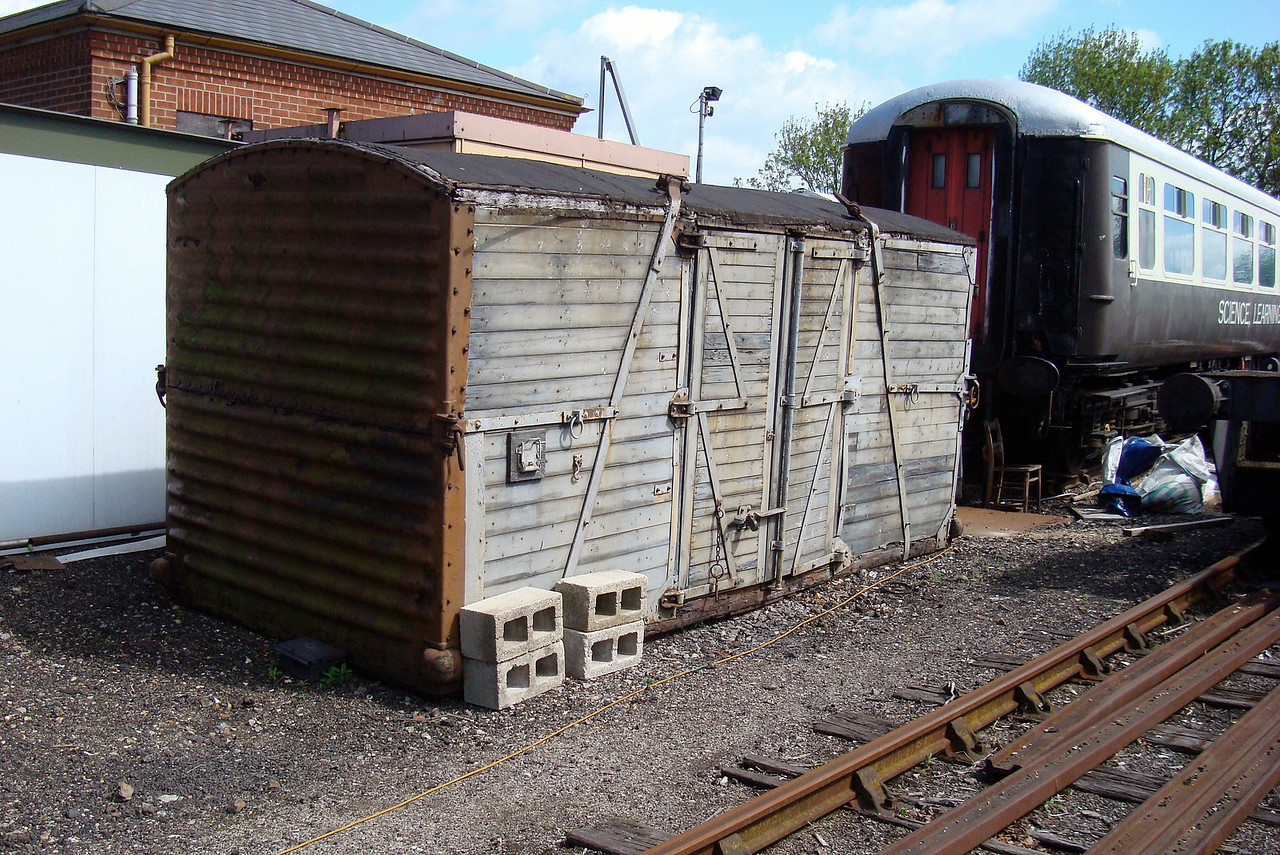 BR Type BD Container 03,05,2010.