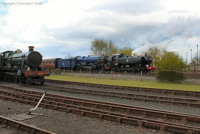 Another run for the King and Pannier