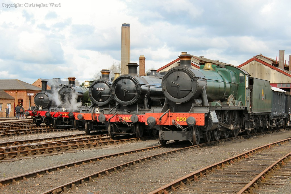 The heavy freight 3822 joins the line-up
