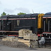 08022 LION at the Cholsey and Wallingford Railway