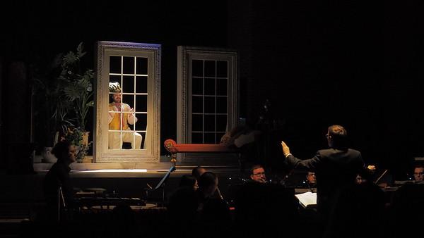 Die Fledermaus - UConn Opera Theatre  April 2016
