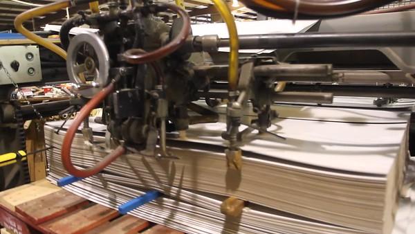 Die cutter machine videos