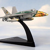 "CDC Armour Collection F/A-18 ""Chippy HO"" <br /> Art: 5023<br /> 1:100 scale"