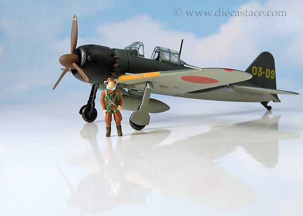 Diecast Model Aircraft
