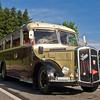 historischer Autobus
