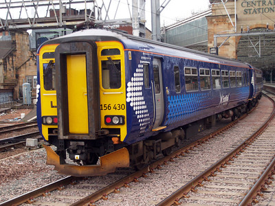 156430 Glasgow Central 01/08/10.