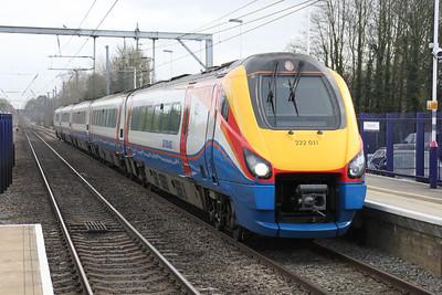 222011 North past Harpenden 08/03/12