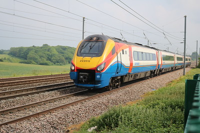 222010 1548/1F48 St.Pancras-Sheffield passes Ayres Lane Bridge    28/05/18