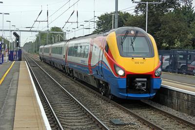 222101 at Harpenden 08/09/11