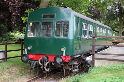 DMU M54347 at Bressingham Steam Museum 10/08/13.