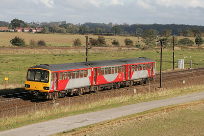 144016 works 2R59 1017 York-Selby at Colton Jnct on 09/10/2004.