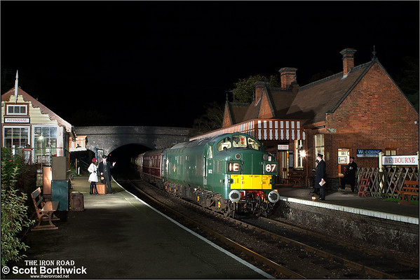 North Norfolk Railway (08/11/2014)