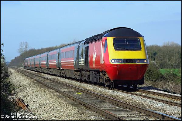 Class 43: Virgin Trains