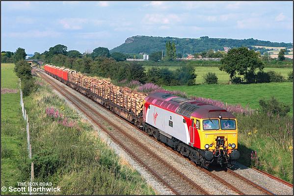 Class 57: Colas Rail