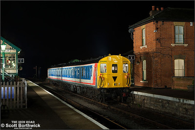 205205 stands at North Weald on 25/01/2014.
